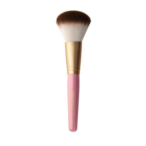 Too Faced Pro-Essential Teddy Bear  Hair Brush Set