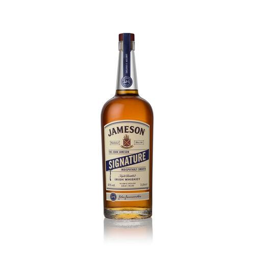 Jameson Irish Whiskey Signature Reserve 1L Bottle