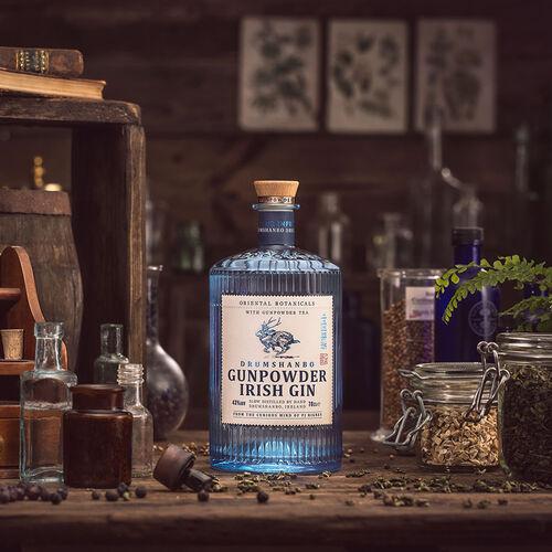 Drumshanbo Gunpowder Irish Gin 70cl