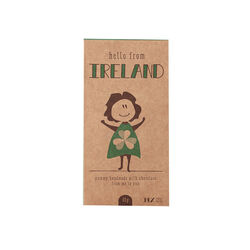 Aunty Nellies Hello from Ireland Milk Chocolate Bar