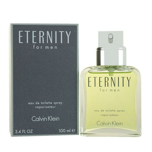 Calvin Klein Eternity Men Eau de Toilette 100ml