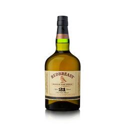 Redbreast Irish Whiskey 21 Yo 70cl Bottle