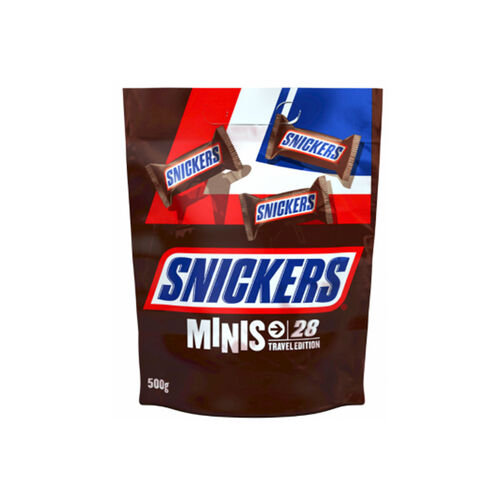 Snickers Pouch  500g