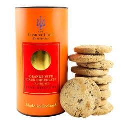 Lismore Food Company Lismore Orange with Dark Chocolate Biscuits 150g