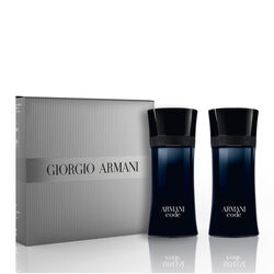 Armani Armani Code Eau de Toilette Duo 30ml