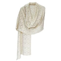 McKernan Ophelia Knitted Scarf  2.20m x 0.70m 300g