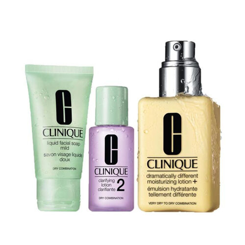 Clinique Great Skin Starts Here  Type 2