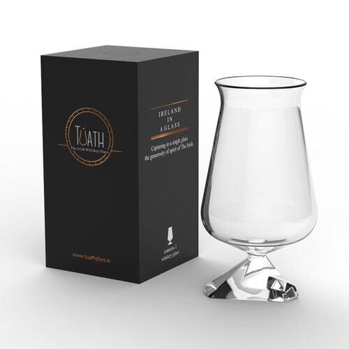 Tuath Irish Whiskey Glass Nosing Glass