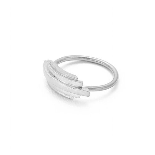 Inner Island Namara Ring Silver