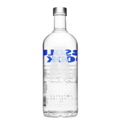 Absolut Vodka Sweden Original 1L Original 1L Bottle