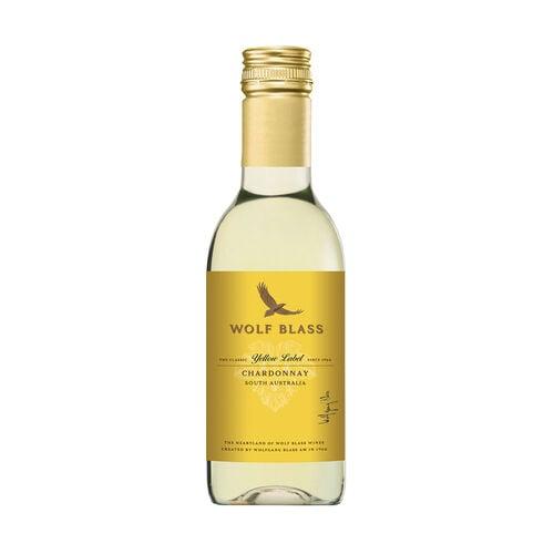 Wolf Blass Blass Yellow Label Chardonnay  18.7cl