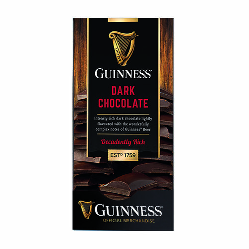 Guinness Guinness Luxury Dark Chocolate Bar 90g