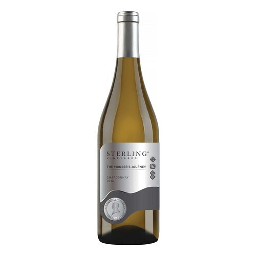 Sterling Chardonnay, Pioneers Journey 75cl
