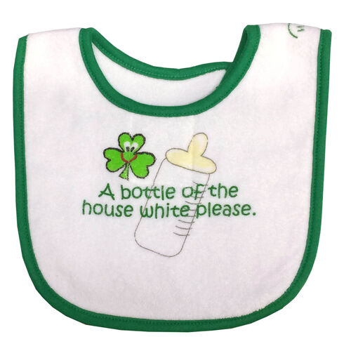 Traditional Craft Kids Baby Bib