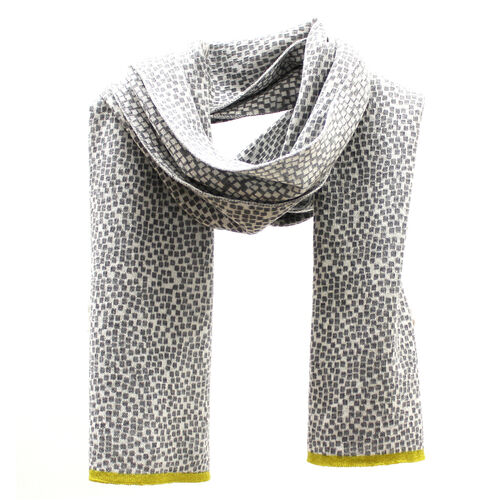 McKernan Trillions Knitted Scarf  1.75m x 0.30m  130g
