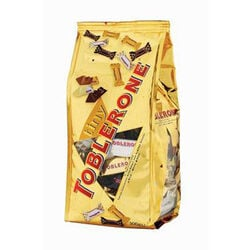 Toblerone Tinys Milk Chocolate   In Bag 272g