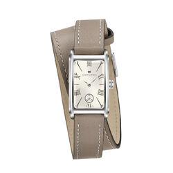 Hamilton American Classic Ardmore Quartz 18.7mm White Leather