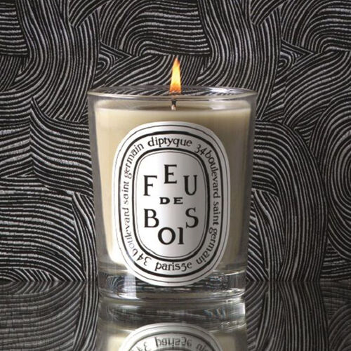 Diptyque Wood Fire  Candle 190g