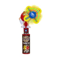 M&M Candy Fan with Lights  20g