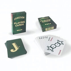 Jameson Playing Cards