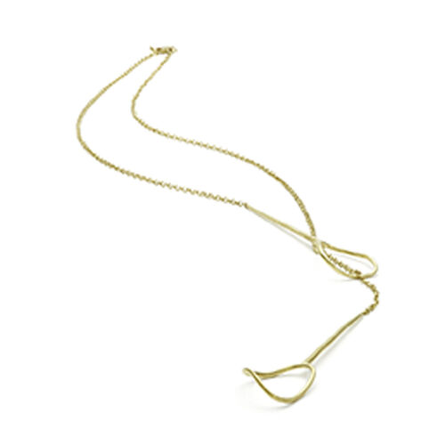 Inner Island Ammil Necklace Gold