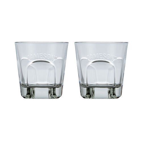 Jameson Tumbler Glass Pack