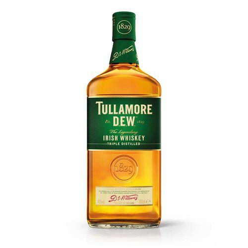 Tullamore D.E.W. Irish Whiskey 70cl