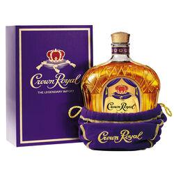 Crown Royal Canadian Whiskey  1L 1L
