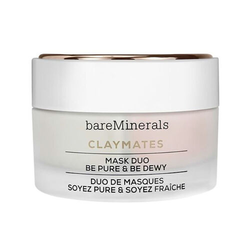 Bare Minerals Claymates Mask Duo Be Pure & Be Dewy 58g