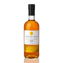 Yellow Spot Irish Whiskey 70cl Bottle