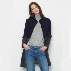 Avoca 100% Wool Atlantic Coat Large