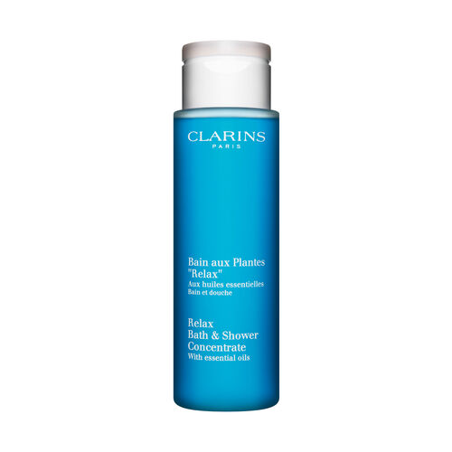 Clarins Relax Bath and Shower 200ml