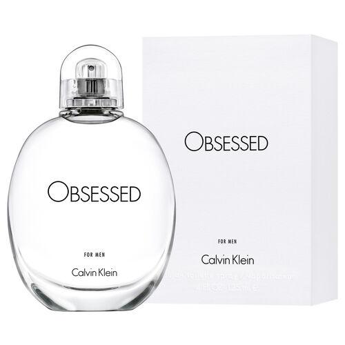 Calvin Klein Obsession Men Eau de Toilette 125ml