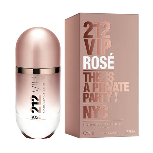 Carolina Herrera 212 VIP Rose Eau de Parfum 50ml