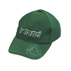 Lansdowne Kids Green Ireland Kids Baseball Cap