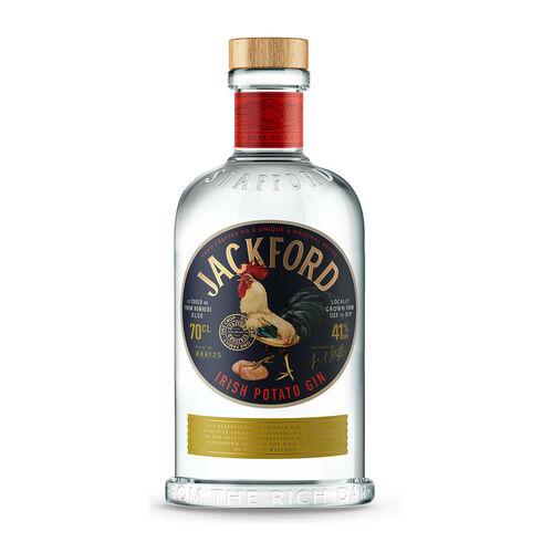Jackford Irish Potato Gin 70cl