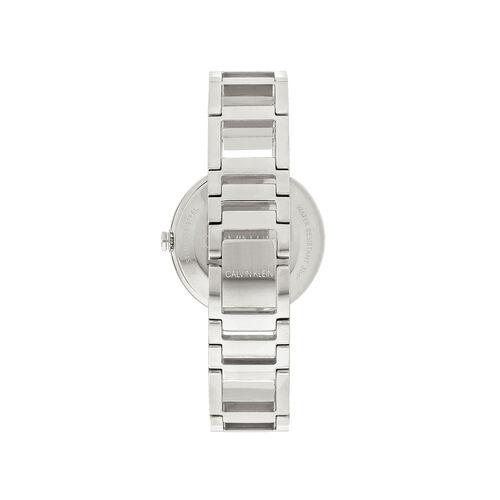 Calvin Klein Cheers Bracelet Strap Watch Ladies Silver