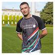 Guinness Black 6 Nations Sub Short Sleeve Mens Performance T  L