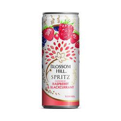 Blossom Hill Blossom Hill Spritz Raspberry & Blackcurrant  25cl