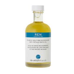 REN Skin Care Atlantic Kelp And Microalgae  Bath Oil 110ml