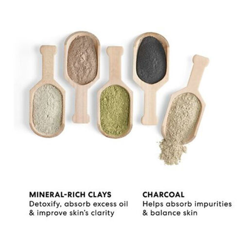 Bare Minerals Dirty Detox Mud Mask Skin Glowing and Refining 58g