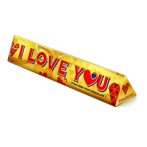 Toblerone Toblerone Milk - Messages Bar  360g