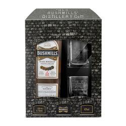 Bushmills Irish Whiskey Glass Pack  1L Glass Pack 1L
