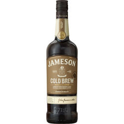 Jameson Irish Whiskey  Cold Brew 50cl