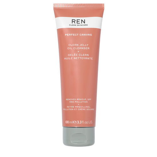REN Skin Care Perfect Canvas Clean Jelly Oil Cleanser 100ml
