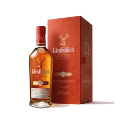 Glenfiddich 21 Year Old Single Malt Whisky 70cl