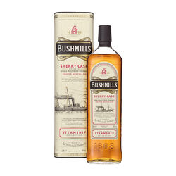 Bushmills The Steamship Collection Sherry Cask Reserve  1ltr #1 Sherry Cask Reserve 1L