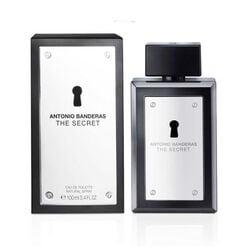 Antonio Banderas Antonio Banderas The Secret Eau de Toilette Spray 100ml