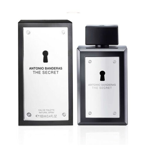 Antonio Banderas Antonio Banderas The Secret Eau de Toilette Spray 100ml