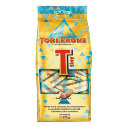 Toblerone Tiny Crunchy Almond Bag